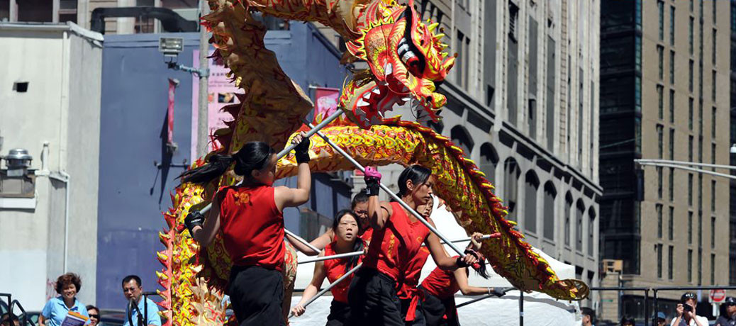 What Is Dragon Dance?
