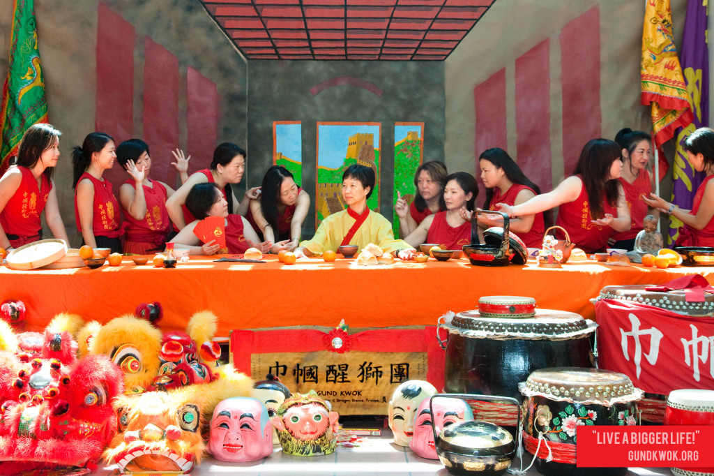 Gund Kwok Last Supper