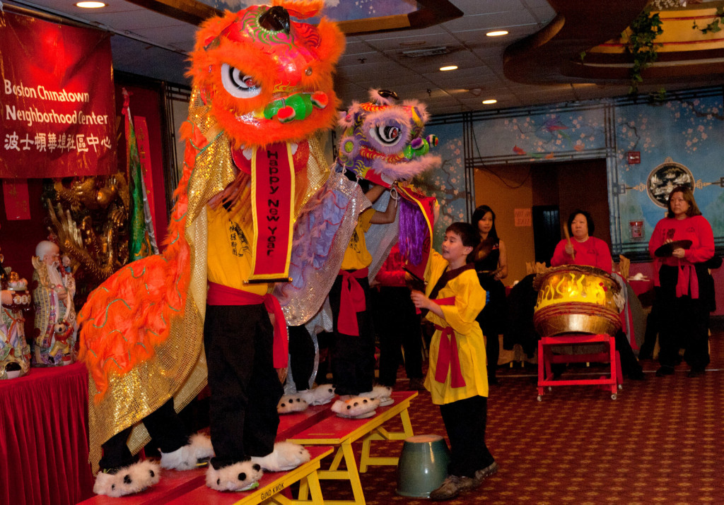 BCNC's Chinese New Year Banquet