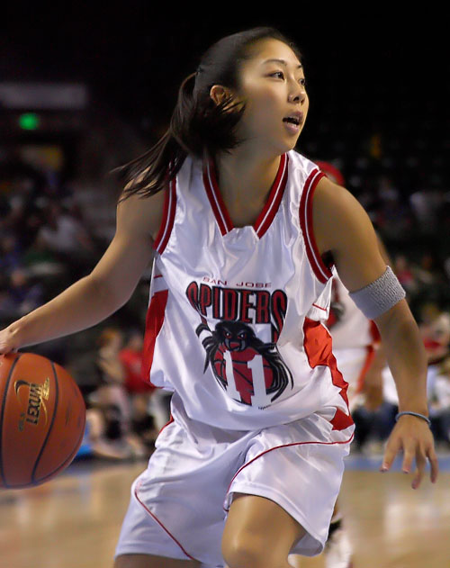 Natalie Nakase, the First Asian American Female in Pro ...