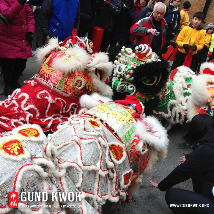 Boston Chinatown Lunar New Year Celebration & Lion Parade 2015 | GUND KWOK
